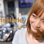 Girls Harley #1 : From HOT BIKE Japan.COM
