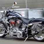 HD TwinCam Softail Custom [KAWASAKI SOUL DRAG]