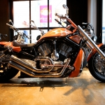 First V-ROD custom for us : Designed by Violator Motorcycles