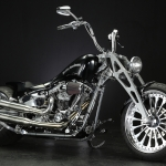Brand New!! 2013 CVO BREAK OUT 330 WIDE CUSTOM!!