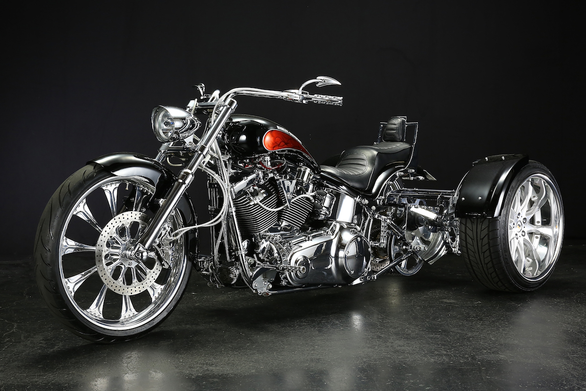 Trikes Harley 2015 Autos Post