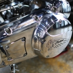 2012 INDIAN 300 WIDE TIRE CUSTOM