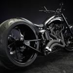 Harley Davidson 2007 TC FXSTB / Doraco #3 : OZ