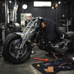 InSide BADLAND #14 Photo message from Motorcycle Factory
