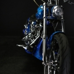 Harley Davidson 2010 Softail Rocker Custom #1