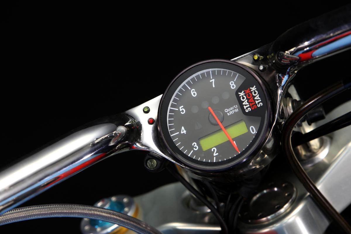 04 Harley Davidson Softail Deuce Custom | BAD LAND Graph