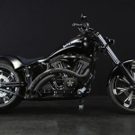 2006 Harley Davidson FXSTB 300 Wide Tire Custom