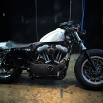 HARLEY SPORTSTER 48 : ROUGH CRAFTS STYLE!!