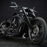 2013 VRSCDX 260 Wide Tire Custom : V-ROD Matilda #1