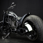 Harley Davidson FXSTB Low & Long Custom
