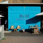 BLUE BLUE YOKOHAMA with DOPPO beer