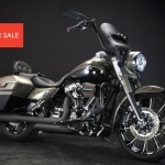 [FOR SALE] 2014 CVO ROAD KING CUSTOM